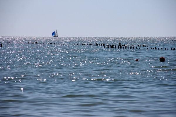 ailleurs mer plage ciel