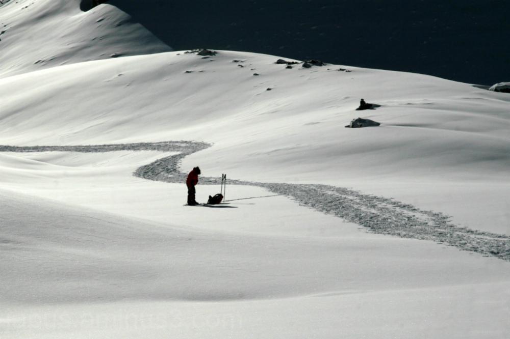 Lago de Andara, Picos de Europa