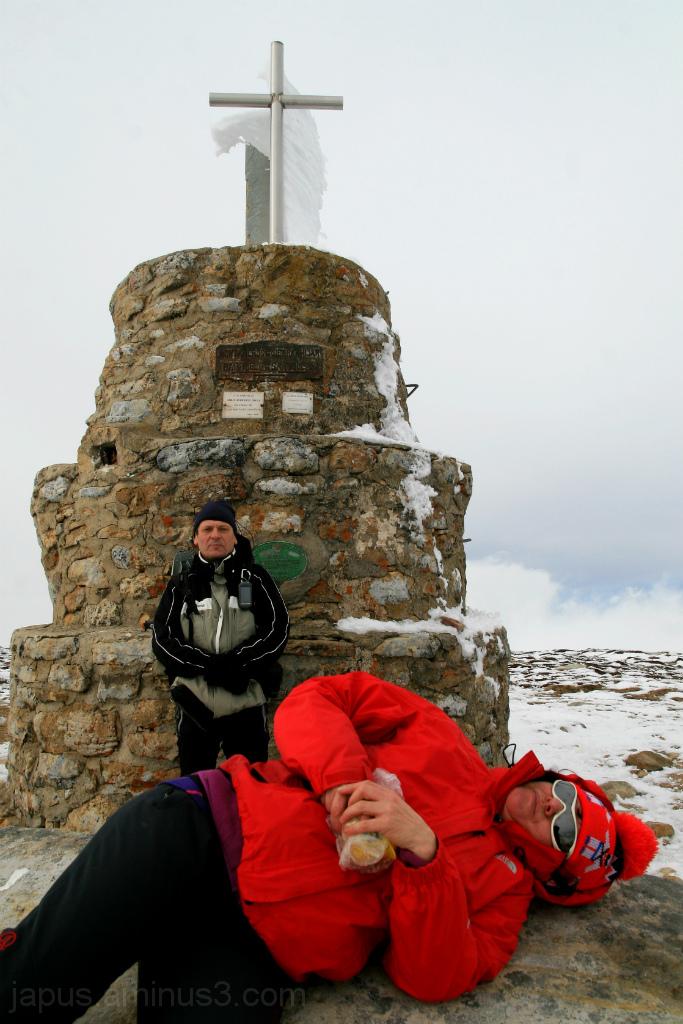 Cumbre del Valdecebollas