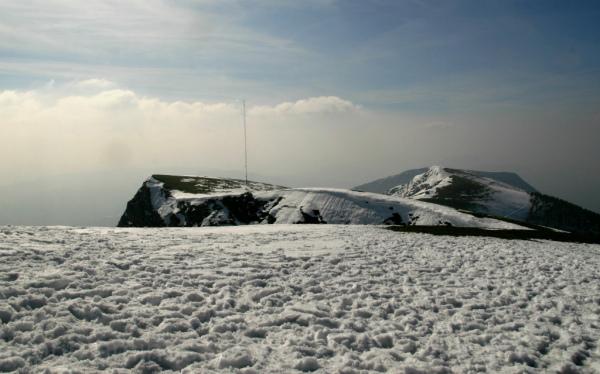 Vistas desde la cumbre del Ganekogorta