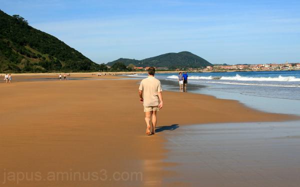 Playa de Noja