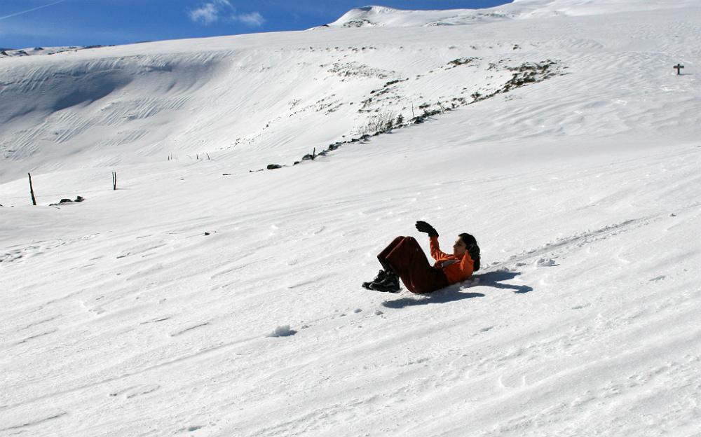 Culo-esqui