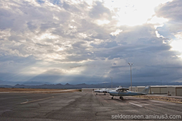 Airport - Wickenburg, Arizona II