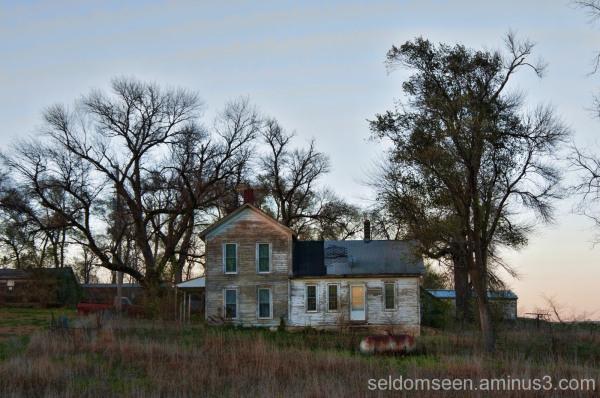 Nebraska Farmhouse