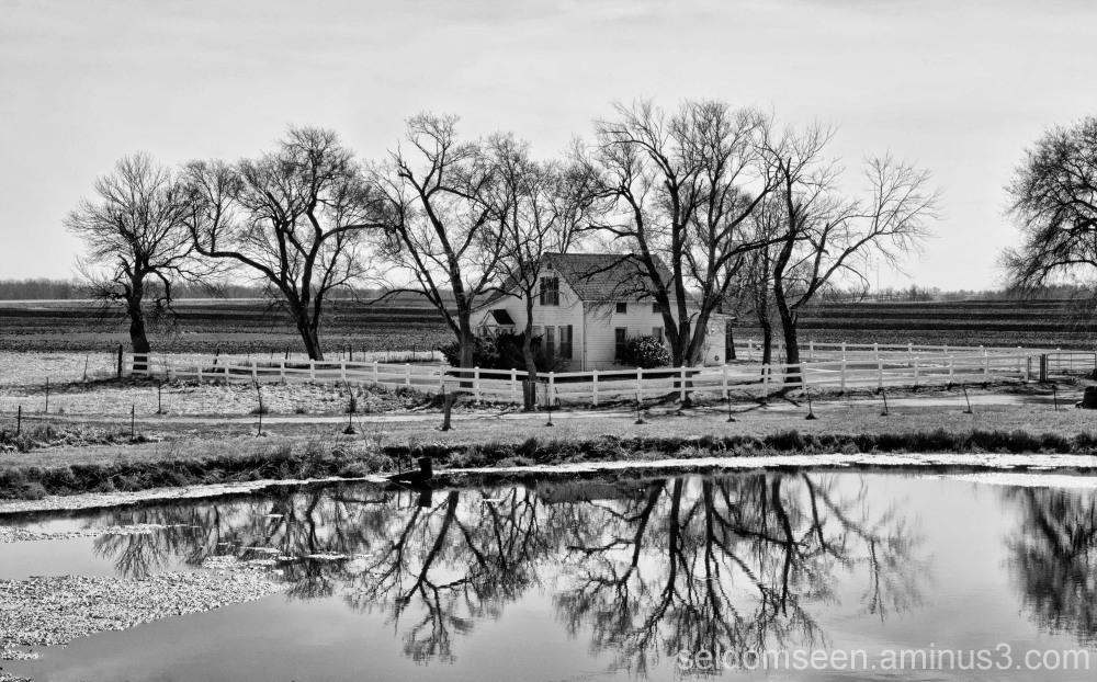 Kansas Farmhouse