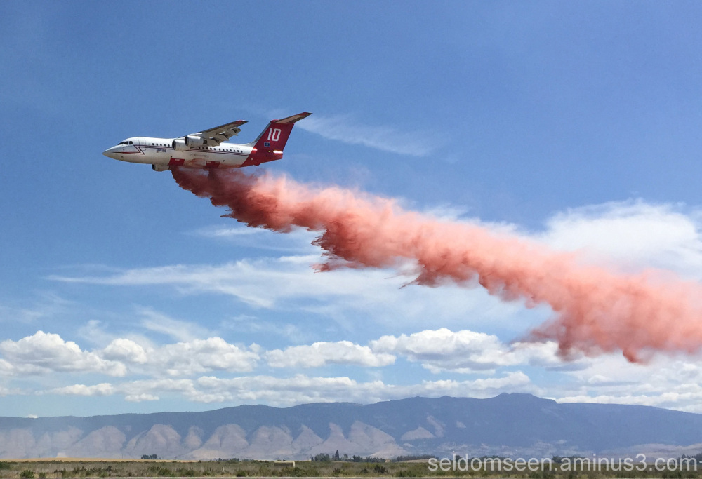 Tanker 10 Test Drop