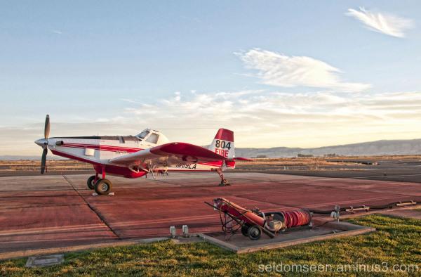 T-804 in Pit 1 -Sunrise