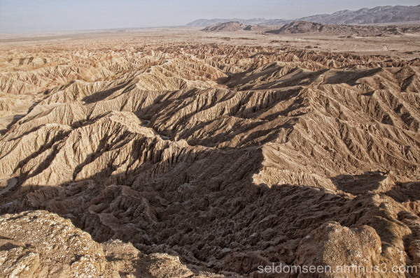 Badlands of Borrego