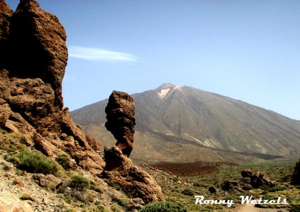 Teide Tenerife vulkaan