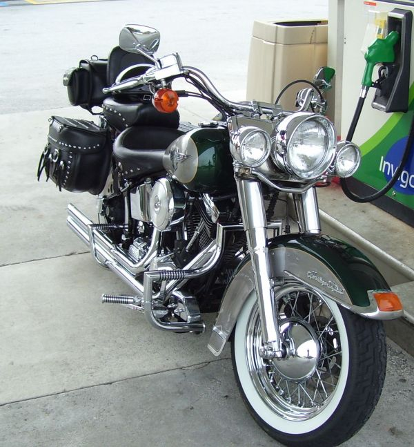 Softail Harley Davidson Heritage Classic Special N