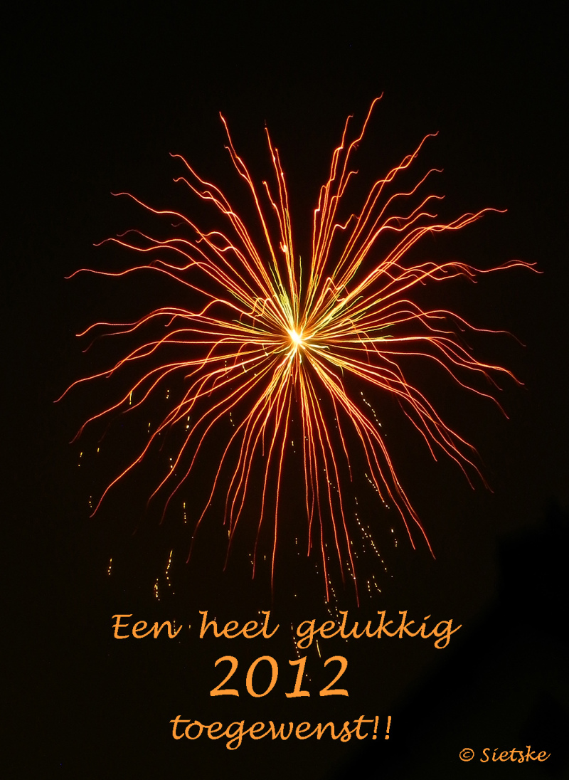 best wishes for 2012!!