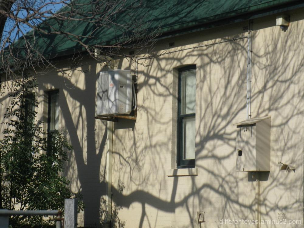 Mornington wall shadows