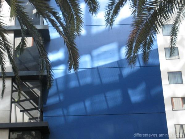 Melbourne shadows