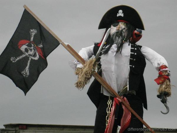 Mornington Peninsula Scarecrow Festival entrant