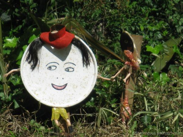 ArthursSeat ScarecrowFestival entrant