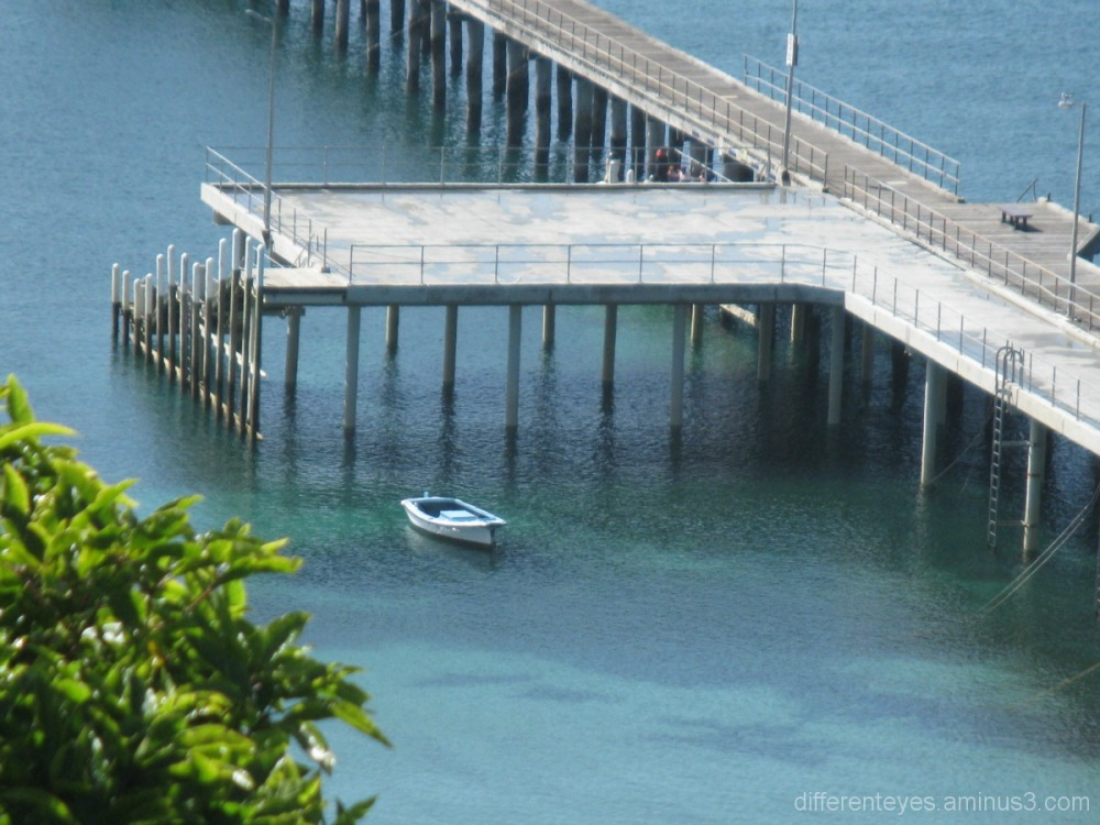 Flinders pier