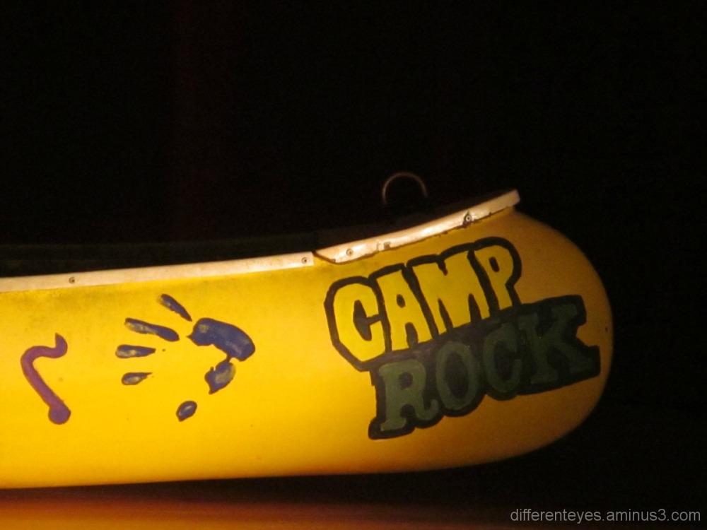 Boat prop for school musical