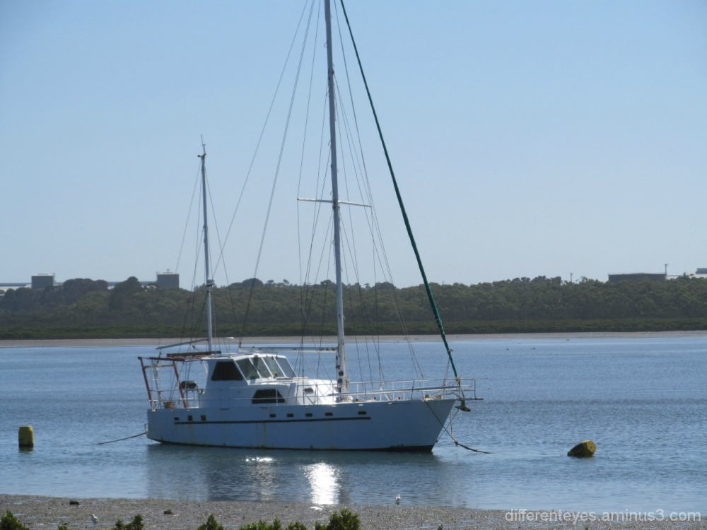 Westernport Harbour boat