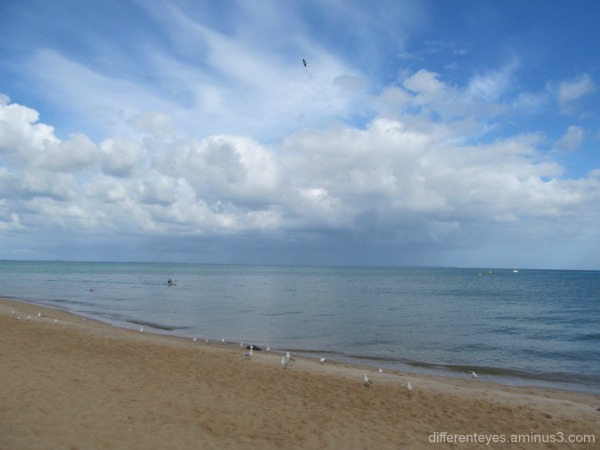 Dromana beach early Australia Day 2015