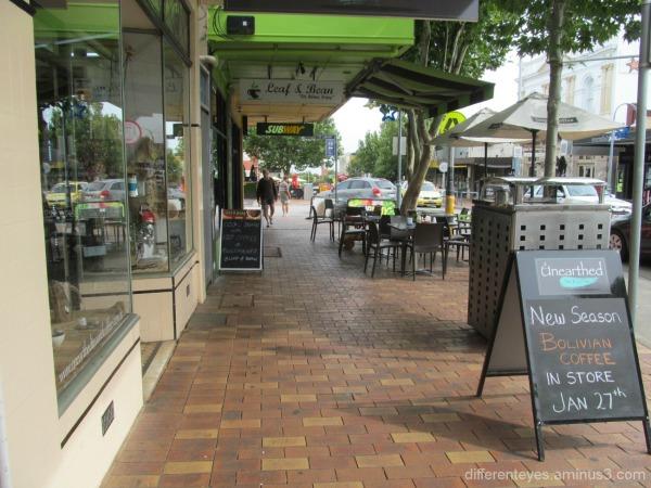 Mornington streetscape