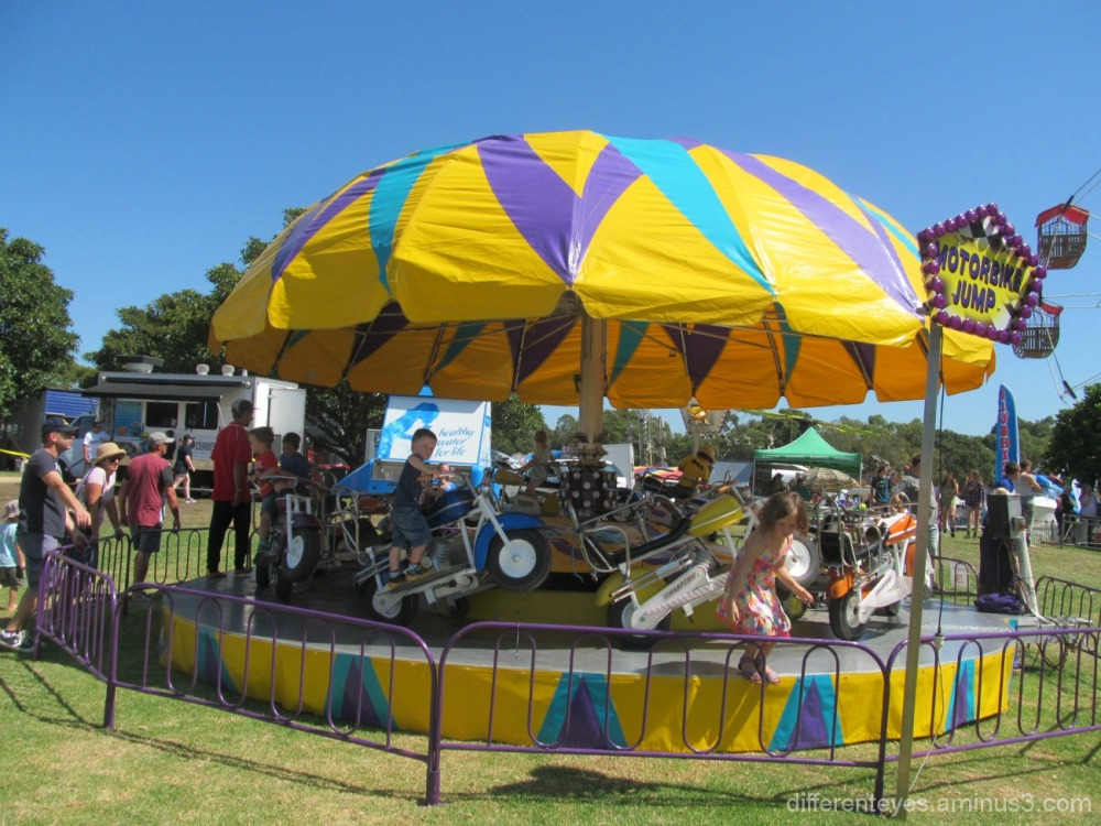 attraction at 2015 Westernport Festival Hastings