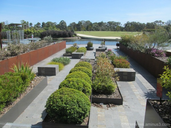 view of Cranbourne Botanical Gardens