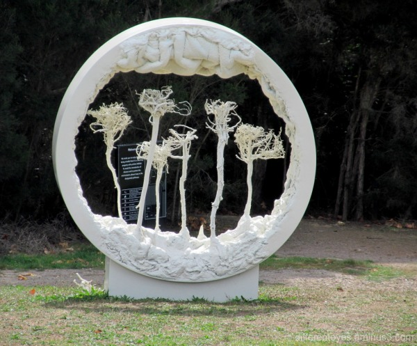 finalist in 2016 Montalto Sculpture Competition