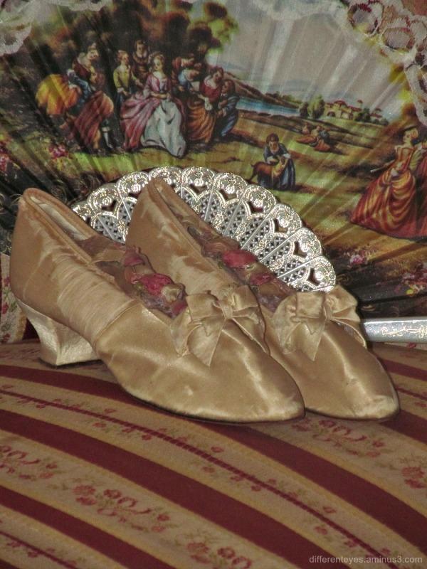 shoes at Churchill Island Heritage Farm homestead