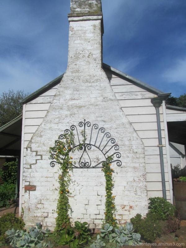Churchill Island Heritage Farm building