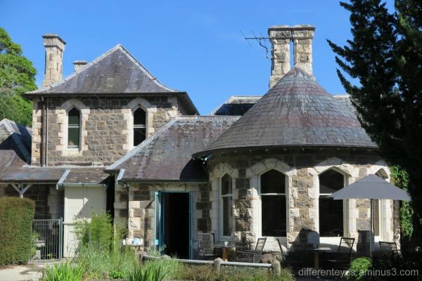 Heronswood House in Dromana