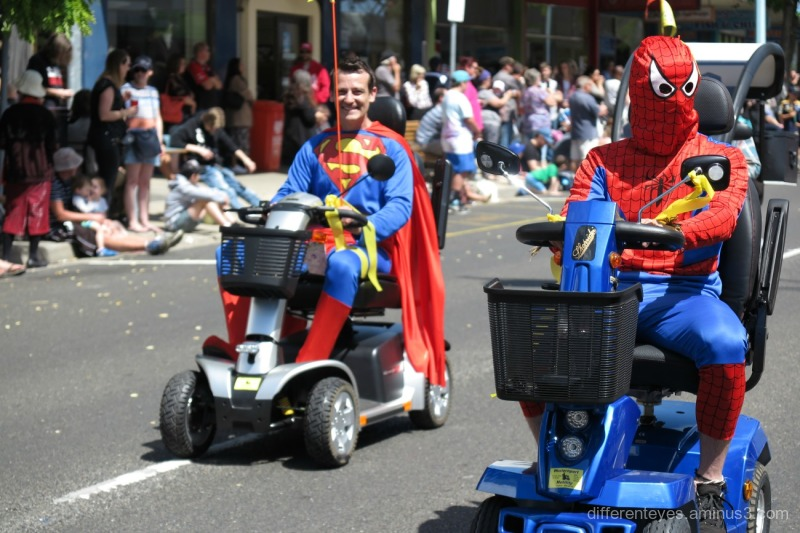 2017 Westernport Festival parade, Hastings