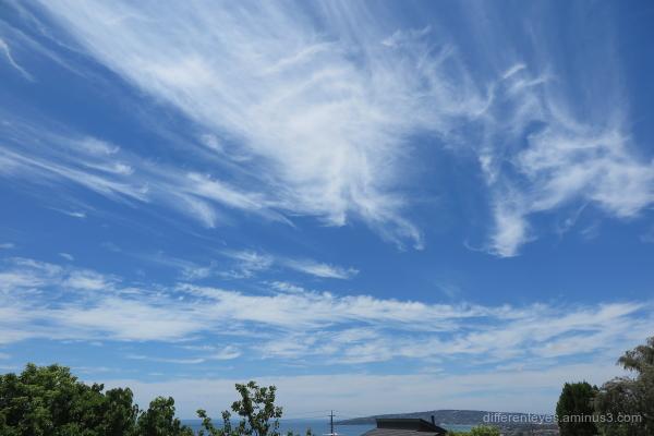 Dromana Hills summer skies