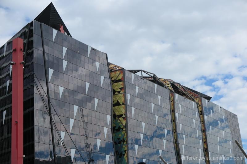 NAB Docklands in Melbourne