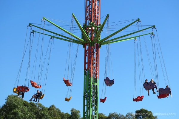 Attraction at 50th Westernport Festival