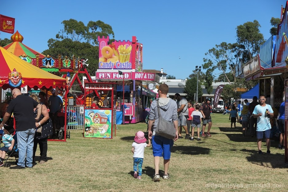 Foreshore Westernport Festival attractions