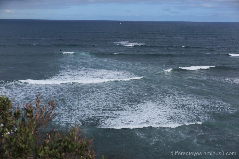 Flinders Back Beach view