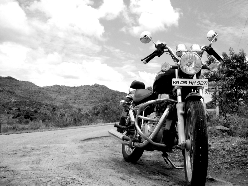 The Bullet Rider