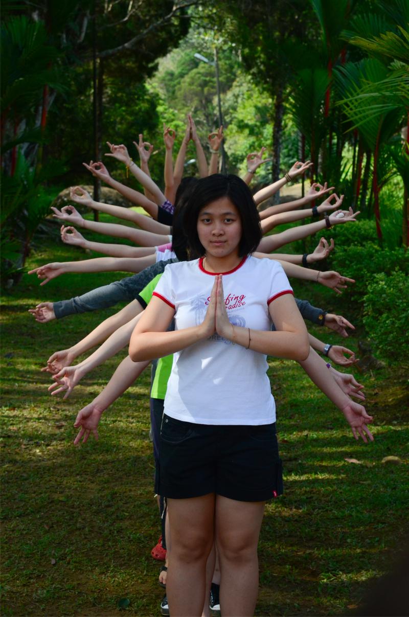 Qian Shou Guan Yin