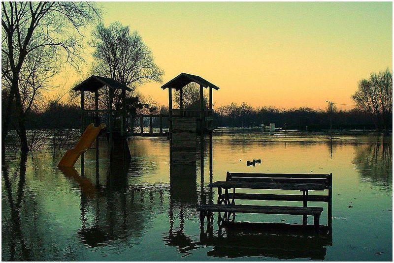 inondations 2003 - Loire