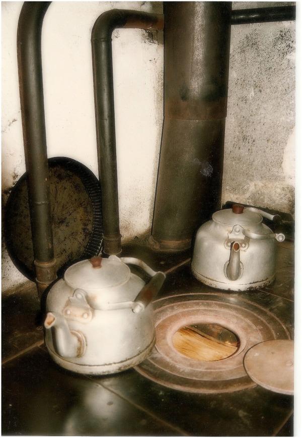 cuisine ancienne, début 19ème S