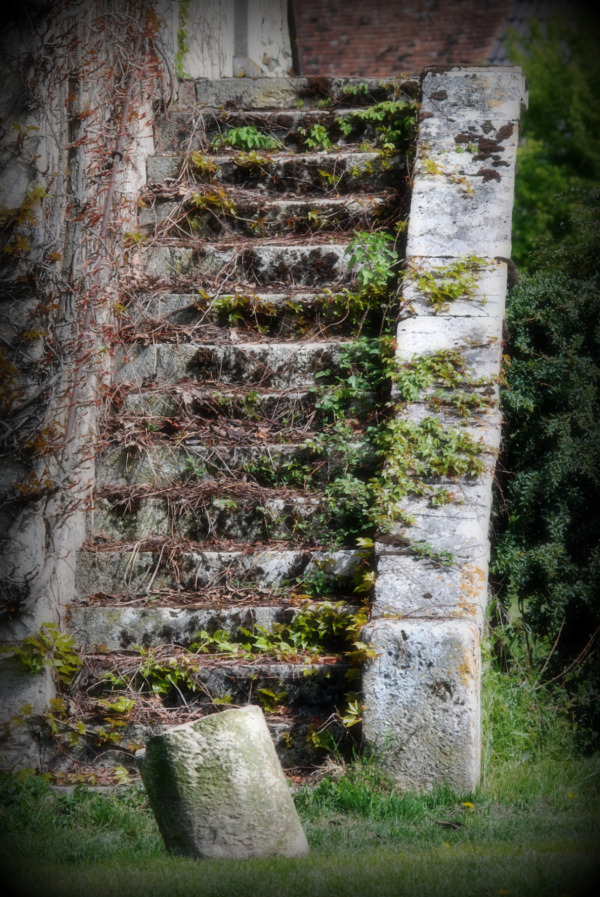 l'Ancien escalier