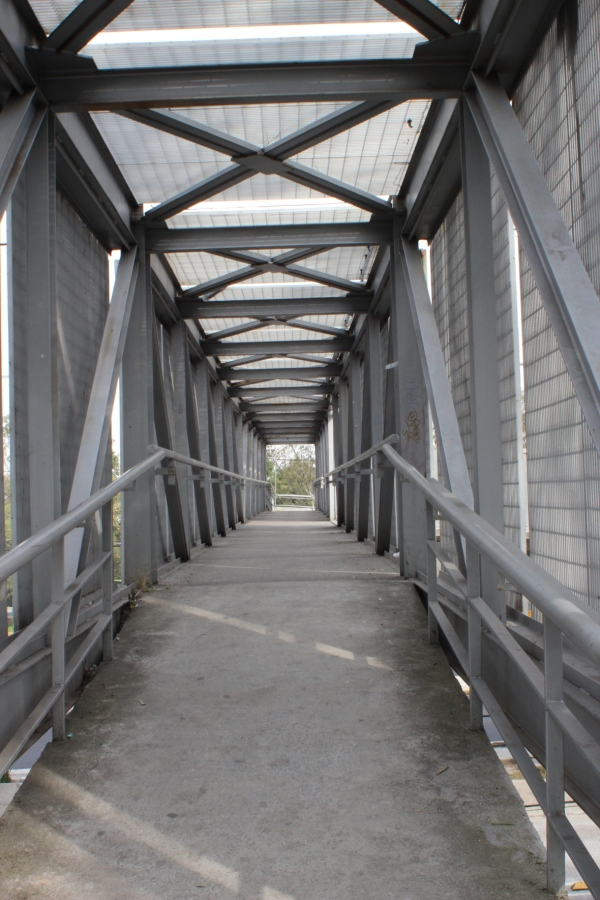 puente peatonal