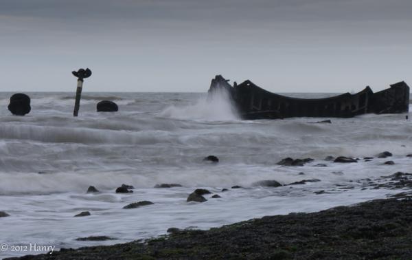 zee sea wrak HMS Prince George