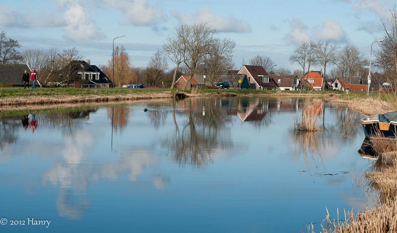 water spegielbeeld reflection