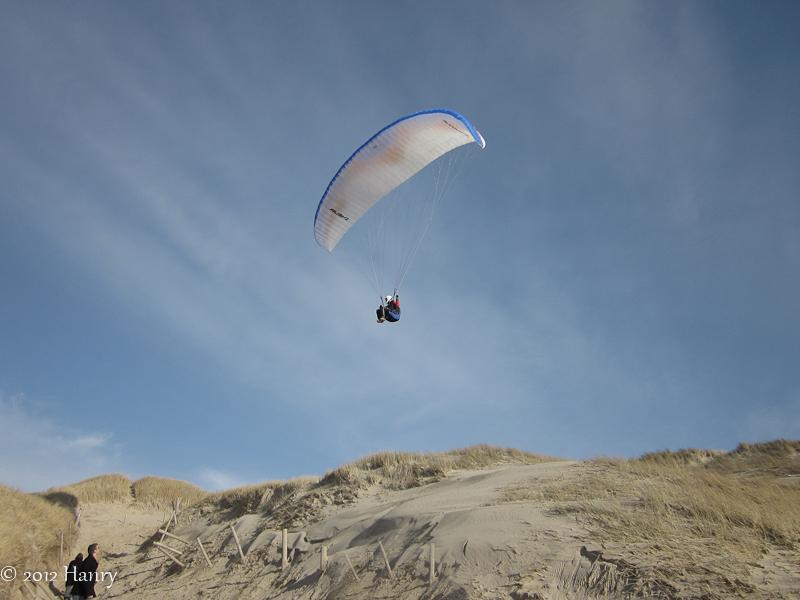 Vrijheid Freedom parasailing