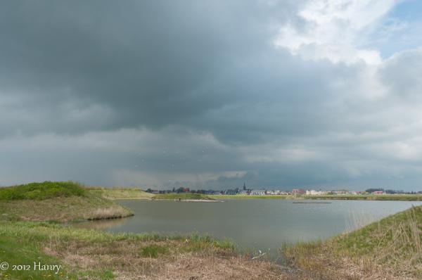 regen rain wolken clouds