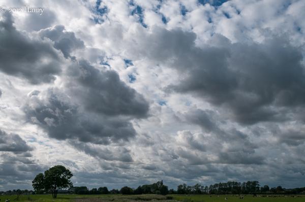 wolken  lucht clouds cloudy sky