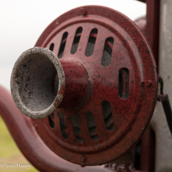 tractor, ursus, antiek, antique