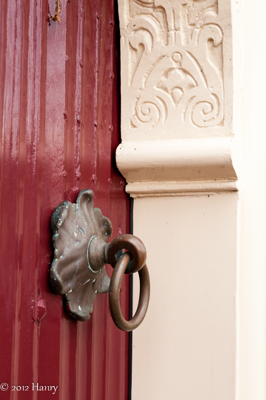 deur deurknop klopper door knob knocker