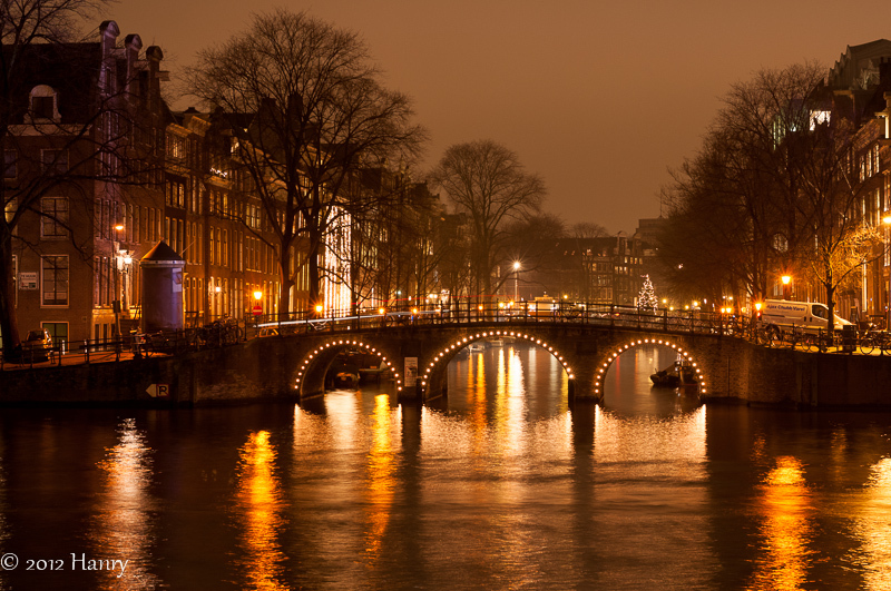 amsterdam gracht licht avond canal evening light